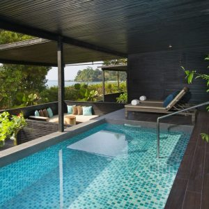 The Andaman Pool Suite